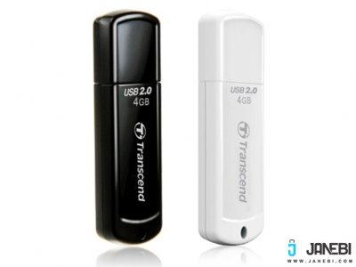 فلش مموری ترنسند Transcend 4GB JetFlash JF350 USB 2.0 Flash Drive