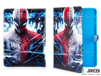 کیف تبلت سامسونگ طرح مرد عنکبوتی Colourful Case Samsung Galaxy Tab S2 9.7 Spiderman