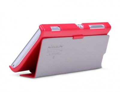 کیف چرمی Sony Xperia ZL مارک Nillkin