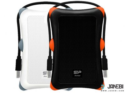 هارد اکسترنال Silicon Power Armor A30 External Hard Drive 2TB