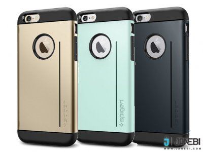 گارد محافظ آیفون Spigen Slim Armor S Case iPhone 6/6S