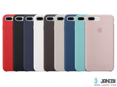 قاب سیلیکونی اپل آیفون Apple iPhone 7 Plus Silicone Case