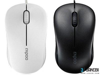 موس اپتیکال باسیم رپو Rapoo N1130 Optical Mouse