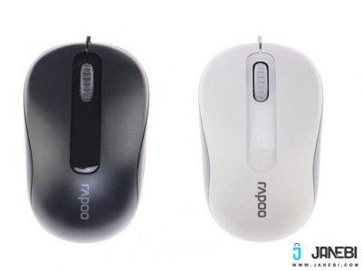 موس  باسیم اپتیکال رپو Rapoo N1190 Optical Mouse