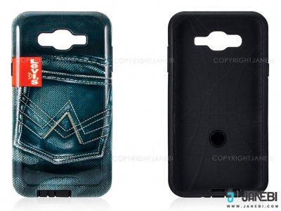 قاب محافظ سامسونگ طرح جین Mobile Case Samsung Galaxy J7