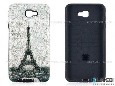 قاب محافظ سامسونگ طرح برج ایفل Mobile Case Samsung Galaxy J7 Prime