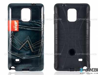 قاب محافظ سامسونگ طرح جین Mobile Case Samsung Galaxy Note 4