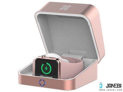 کیس شارژر اپل واچ پرومیت Promate AuraBox Apple Watch Charging Case