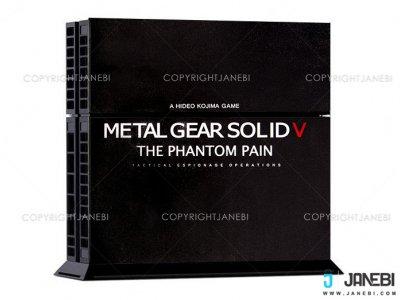 کاور اسکین کنسول بازی پلی استیشن 4 PS4 Skin Metal Gear Solid V