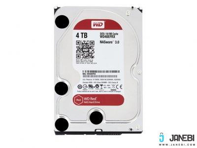 هارد اینترنال وسترن دیجیتال 4 ترابایت Western Digital Red Pro WD4001FFSX Internal Hard Drive 4TB