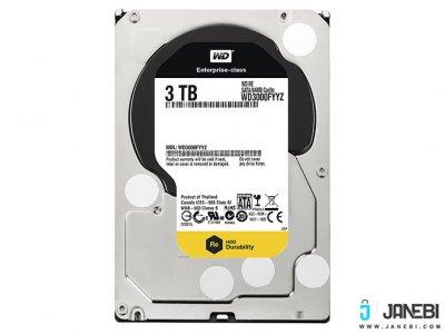 هارد اینترنال وسترن دیجیتال 3 ترابایت Western Digital RE Edition Internal Hard Drive 3TB
