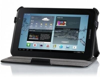کیف چرمی Samsung Galaxy Tab 2 7.0 P3100 مارک Ozaki