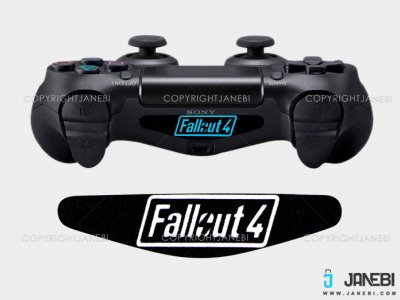 برچسب لایت بار Light Bar Stickers Fallout 4