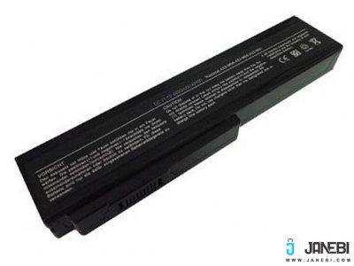 باتری لپ تاپ Asus N61 6 Cell Laptop Battery