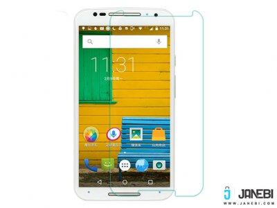 محافظ صفحه نمایش شیشه ای نیلکین موتورولا Nillkin H+ Glass Motorola Moto X 2014