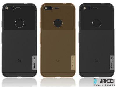 محافظ ژله ای نیلکین گوگل پیکسل Nillkin TPU Case Google Pixel