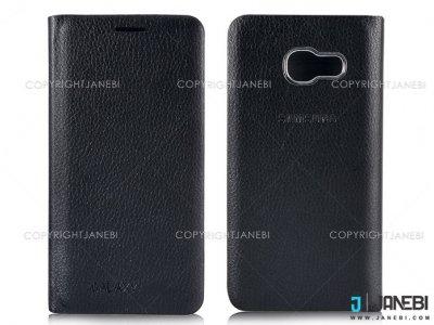 کیف چرمی سامسونگ Samsung Galaxy A3 2017 Flip Cover