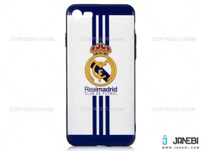 قاب محافظ آیفون طرح رئال مادرید Apple iPhone 7/8 Real Madrid Case