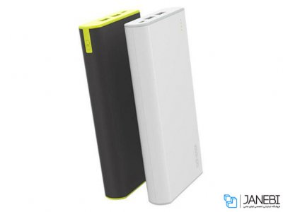 پاور بانک راک Rock Space Cola Smart Power Bank 10000mAh