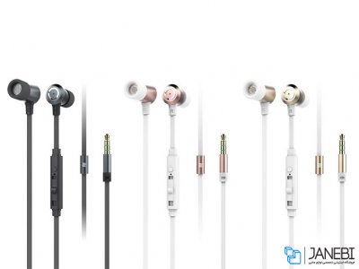 هدفون استریو راک Rock Space Mula S Stereo Earphone