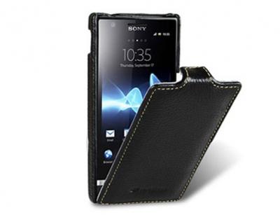 کیف تاشو  Sony Xperia U