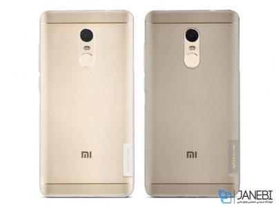 محافظ ژله ای نیلکین شیائومی Nillkin TPU Case Xiaomi Note 4X