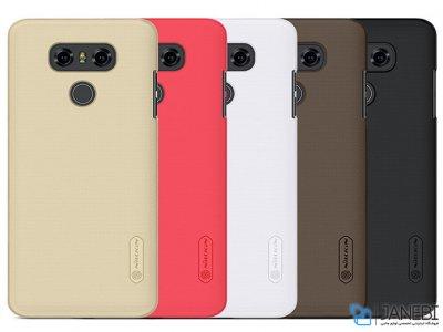 قاب محافظ نیلکین ال جی Nillkin Frosted Shield Case LG G6