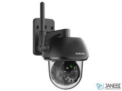 دوربین خانگی موتورولا Motorola WiFi Outdoor Home Video Cameras Focus 73