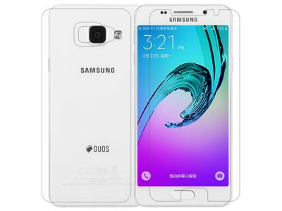 محافظ صفحه نمایش مات نیلکین سامسونگ Nillkin Screen Protector Matte Samsung Galsxy A3 2016