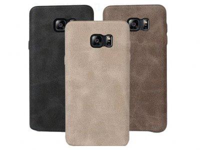 قاب محافظ چرمی یوسامز سامسونگ Usams Leather Case Samsung Galaxy Note 5
