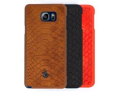 قاب محافظ چرمی سامسونگ Santa Barbara Case Samsung Galaxy Note 5