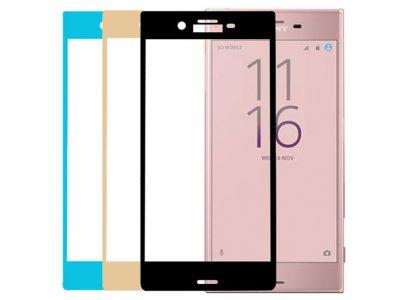 محافظ صفحه نمایش شیشه ای Mocoll 3D Glass Sony Xperia XZ