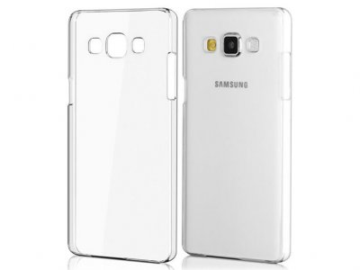 محافظ شیشه ای - ژله ای سامسونگ Samsung Galaxy A5 Transparent Cover
