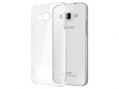 محافظ شیشه ای - ژله ای سامسونگ Samsung Galaxy A7 Transparent Cover