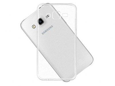 محافظ شیشه ای - ژله ای سامسونگ Samsung Galaxy J7 Transparent Cover
