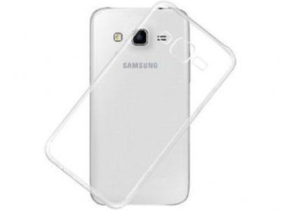محافظ شیشه ای - ژله ای سامسونگ Samsung Galaxy J2 Transparent Cover