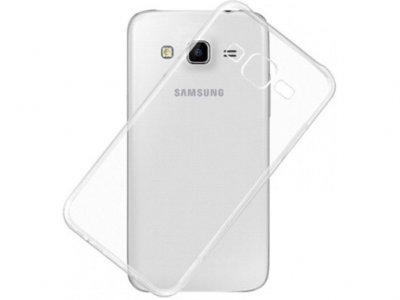 محافظ شیشه ای - ژله ای سامسونگ Samsung Galaxy J5 Transparent Cover