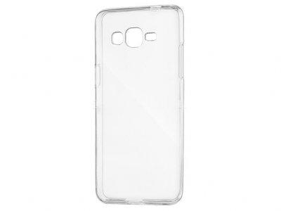 محافظ شیشه ای - ژله ای سامسونگ Samsung Galaxy Grand Prime Transparent Cover