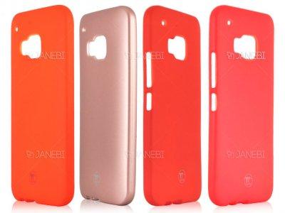 محافظ ژلهای سیلیکونی اچ تی سی TT Sborn TPU Case HTC One M9