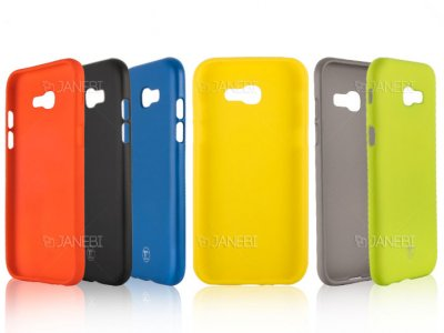 محافظ ژلهای سیلیکونی سامسونگ TT Sborn TPU Case Samsung Galaxy A7 2017