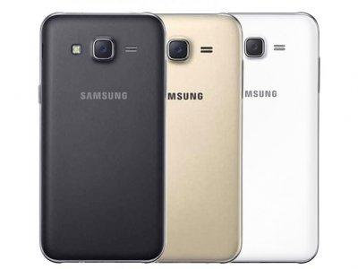 درب پشت Samsung Galaxy J5