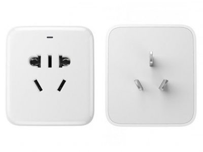 محافظ هوشمند شیائومی Xiaomi Mi Smart WiFi Socket Plug 2 ZNCZ02CM