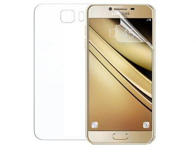 محافظ صفحه نمایش ضد ضربه پشت و رو سامسونگ Bestsuit Screen Guard Samsung Galaxy C5