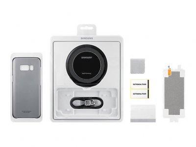 پک لوازم جانبی سامسونگ Samsung Galaxy S8 Plus Starter Kit