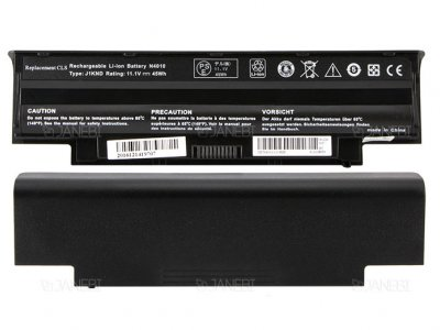 باتری لپ تاپ دل Dell Inspiron N5010/4010 6 Cell Laptop Battery