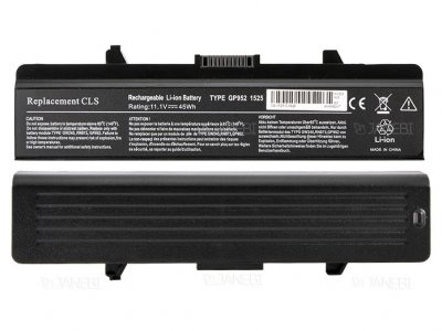 باتری لپ تاپ دل Dell Inspiron N1525/1545 6 Cell Laptop Battery