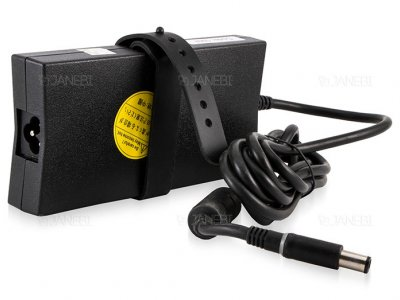 شارژر لپ تاپ دل Dell 19.5V 6.7A Slim Laptop Charger