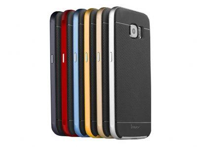 قاب محافظ سیلیکونی سامسونگ iPaky TPU Case Samsung Galaxy S6