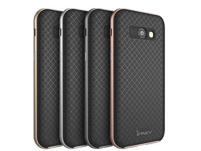 قاب محافظ سیلیکونی سامسونگ iPaky TPU Case Samsung Galaxy A3 2017