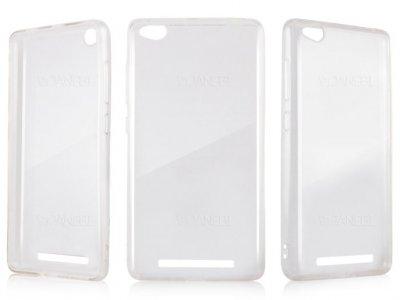 محافظ شیشه ای - ژله ای شیائومی Xiaomi Mi 3 Transparent Cover